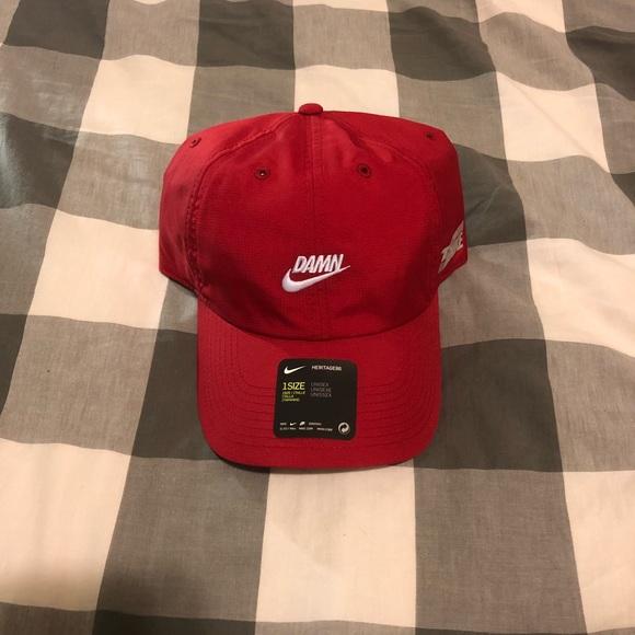 eba95abe Nike Accessories | Kendrick Lamar X Damn Tour Cap | Poshmark